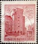 Sellos de Europa - Austria -  Intercambio 0,20 usd 1,50 s. 1958
