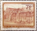 Sellos de Europa - Austria -  Intercambio ma4s 0,20 usd 7,50 s. 1986