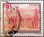 Stamps : Europe : Austria :  Intercambio 0,20 usd 10 s. 1988