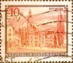Sellos de Europa - Austria -  Intercambio 0,20 usd 10 s. 1988