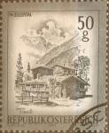 Stamps : Europe : Austria :  Intercambio 0,20 usd 50 g.1975