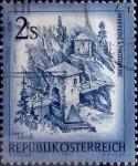 Sellos del Mundo : Europa : Austria : Intercambio 0,20 usd 2 s. 1974