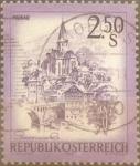 Sellos de Europa - Austria -  Intercambio 0,20 usd 2,50 s. 1974