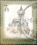 Stamps : Europe : Austria :  Intercambio 0,20 usd 7 s. 1973