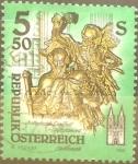 Sellos de Europa - Austria -  Intercambio 0,20 usd 5,50 s. 1993