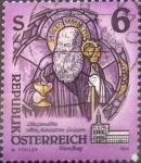Stamps : Europe : Austria :  Intercambio 0,20 usd 6 s. 1993
