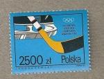 Stamps Poland -  Olimpiadas 1992