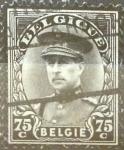 Sellos del Mundo : Europa : Bélgica : 75 cents. 1934