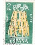 Sellos de Europa - España -  Europa CEPT (17)