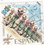 Sellos del Mundo : Europa : España :  50 Aniversario de la creación de la Legión (17)