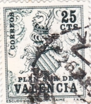 Stamps : Europe : Spain :  Plan Sur de Valencia (17)