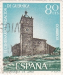 Stamps Spain -  Centenario de la fundación de Guernica (17)