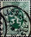 Stamps Belgium -  Intercambio 0,20 usd 35 cents. 1929