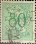 Sellos de Europa - Bélgica -  Intercambio 0,20 usd 80 cents. 1951