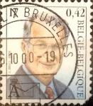 Sellos de Europa - Bélgica -  Intercambio 0,25 usd 17 francos 0,42 euros 1999