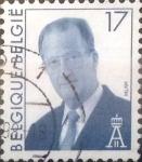 Stamps Belgium -  Intercambio 0,20 usd 17 francos 1996
