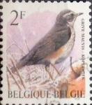 Sellos de Europa - Bélgica -  Intercambio aexa 0,20 usd 2 franco 1992