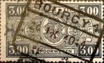 Sellos del Mundo : Europa : Bélgica : 3 francos 1941