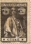 Stamps Africa - Guinea Bissau -  Guiné