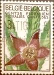 Sellos de Europa - Bélgica -  Intercambio 0,20 usd 3 francos 1965