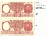 monedas del Mundo : America : Argentina :  p-270