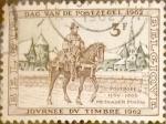 Sellos del Mundo : Europa : Bélgica : 3 francos 1962