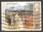 Stamps United Kingdom -  621 - Cuadro del pintor Flanagan