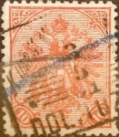 Stamps : Europe : Bosnia_Herzegovina :  Intercambio 0,20 usd 10 heller  1900