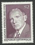Stamps : Europe : Austria :  Personaje