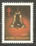 Stamps Finland -  Pro tuberculosis