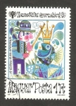 Stamps Hungary -  2698 - Año internacional del niño
