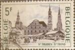 Sellos del Mundo : Europa : Bélgica : 5 francos 1975