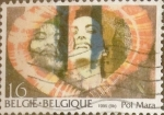 Stamps : Europe : Belgium :  Intercambio 0,75 usd 16 francos 1995