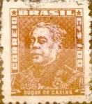 Sellos de America - Brasil -  Intercambio 0,20 usd 1 cruzeiro 1954