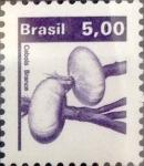 Sellos del Mundo : America : Brasil : Intercambio 0,20 usd 5 cruzeiros 1982