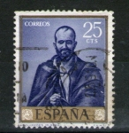 Stamps of the world : Spain :  1498-Arquímedes
