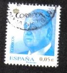 Stamps Spain -  Don Juan Carlos