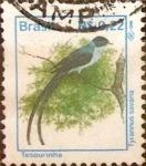 Stamps : America : Brazil :  Intercambio jlm 0,50 usd 0,22 reis 1994
