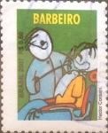 Sellos de America - Brasil -  Intercambio 0,75 usd 0,60 cruzeiros 2007