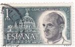 Stamps Spain -  Pablo VI  (17)
