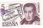Sellos de Europa - España -  HILARON ESLAVA - personajes españoles (17)