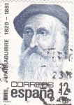 Stamps Spain -  IPARAGUIRRE- personajes españoles (17)