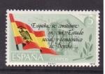Stamps Spain -  Proclamación de la Constitución española