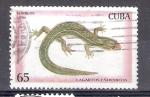 Sellos del Mundo : America : Cuba : Lagartos endémicos: Sphaerodactylus ramsdeni