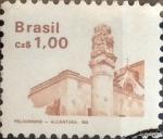 Sellos del Mundo : America : Brasil : Intercambio 0,20 usd 1 cruzeiros 1986