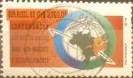 Sellos de America - Brasil -  Intercambio 1,50 usd 3000 cruzeiros 1992