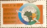 Sellos del Mundo : America : Brasil : Intercambio 1,50 usd 3000 cruzeiros 1992