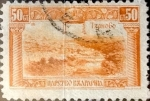 Stamps : Europe : Bulgaria :  Intercambio 0,20 usd 50 stotinki 1921
