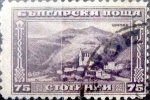 Stamps : Europe : Bulgaria :  Intercambio 0,20 usd 75 stotimki 1921