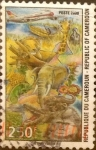 Stamps : Africa : Cameroon :  Intercambio 1,25 usd 250 francos 2000